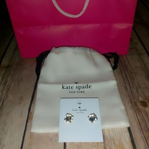 NWT Kate Spade Gumdrop Earrings